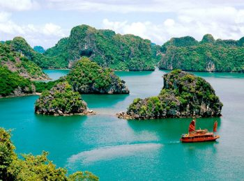 Discovery Ha Long bay one day by 4 hours cruise