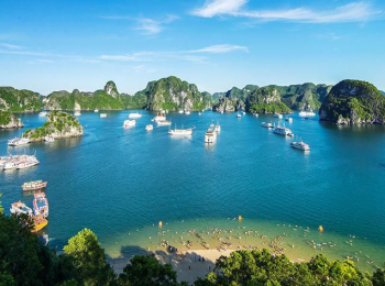 Unforgetable Ha Long bay one day by 6 hours cruise